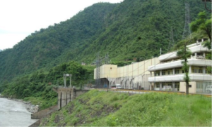 Marsyangdi Hydroelectric Project